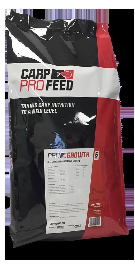 20kg Zak Carp Pro Growth